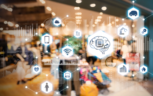 Centralized Data Monitoring & Analytics, Integrated across All Retail Channels