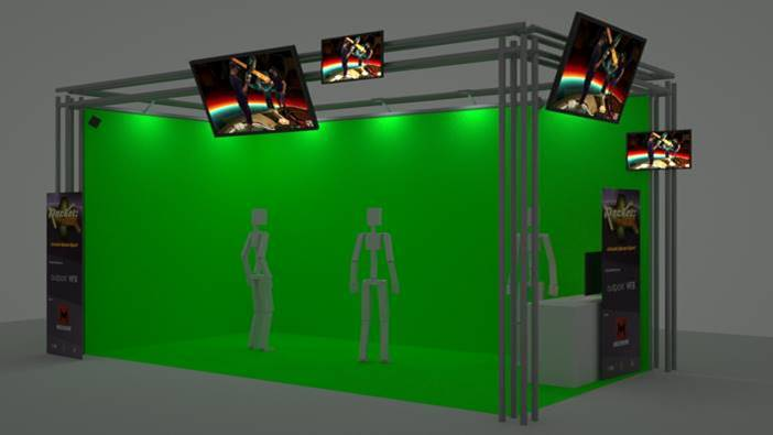 Mixed Reality Booths