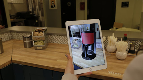 Immersive 3D Product Visualization